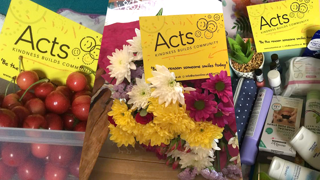 acts postcards and gifts